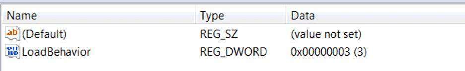 PAX Registry change